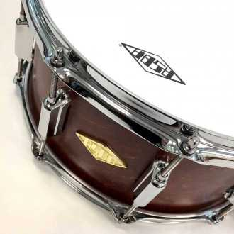Snare Rive Gauche finish Marron Five - 3