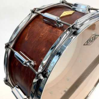 Snare Rive Gauche finish Marron Five - 6