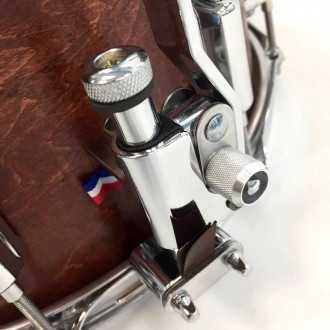 Snare Rive Gauche finish Marron Five - 8