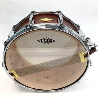 Snare Rive Gauche finish Marron Five - 9