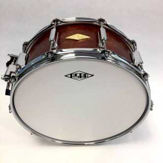 Snare Rive Gauche finish Marron Five - 4