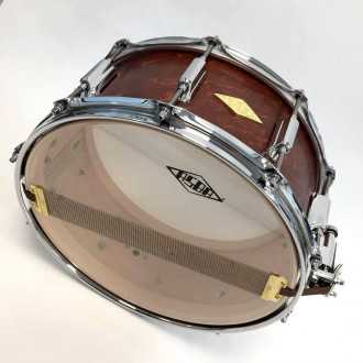Snare Rive Gauche finish Marron Five - 13