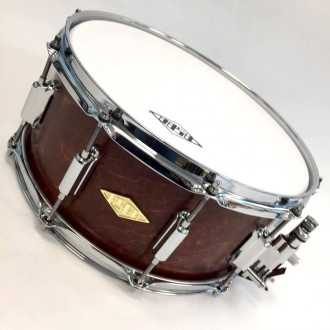 Snare Rive Gauche finish Marron Five - 16