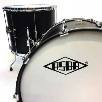 Drums Rive Gauche Back in Black - 1