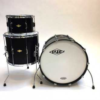 Drums Rive Gauche Back in Black - 6
