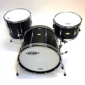 Drums Rive Gauche Back in Black - 8