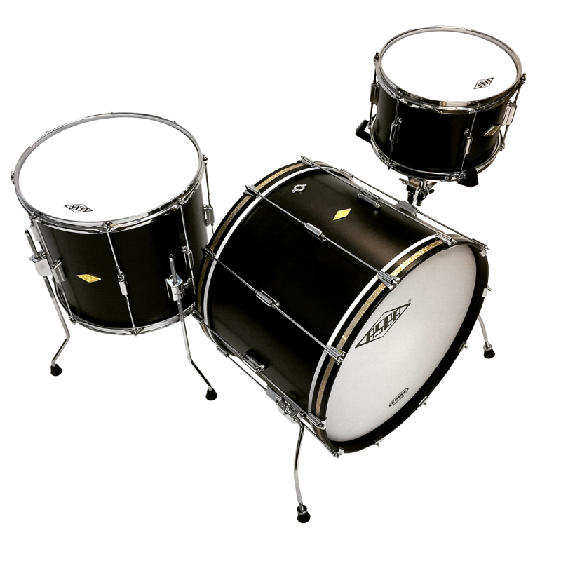 Drums Rive Gauche Back in Black - 10
