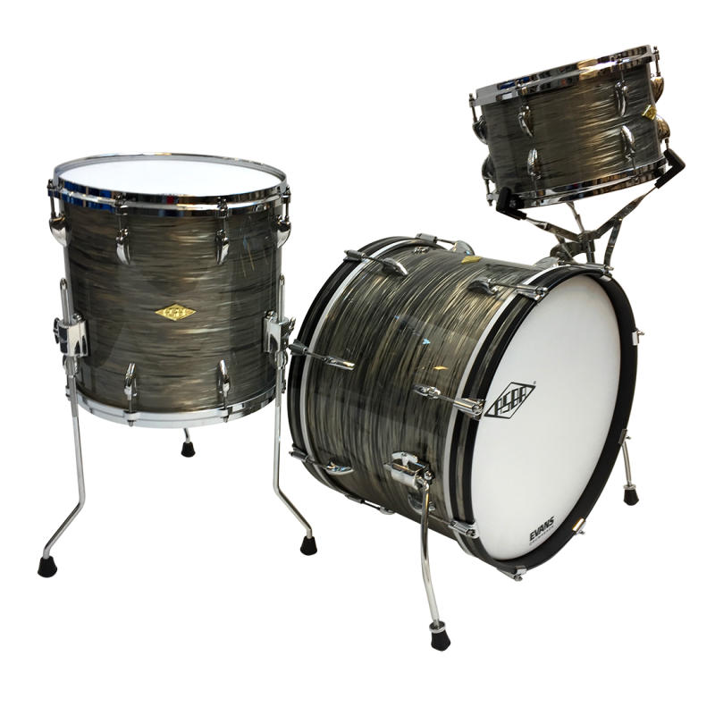 Drums Revelation Fade to Gris - 1