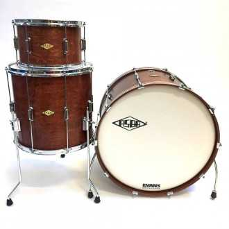 Drums Rive Gauche Marron Five - 6