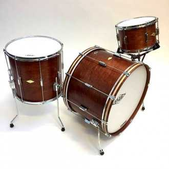 Drums Rive Gauche Marron Five - 2