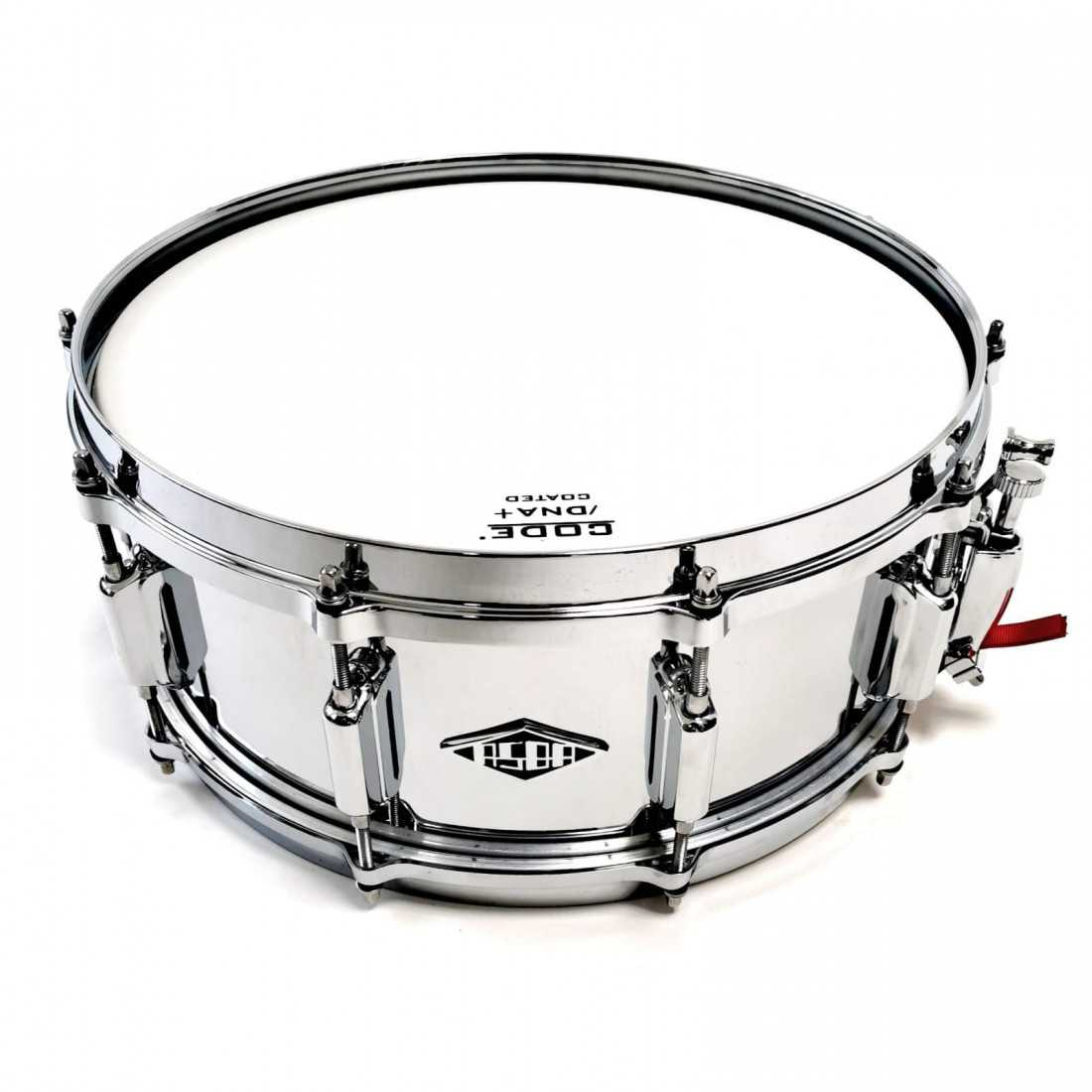 Snare Steel Loving You Strong front view + logo