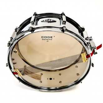 Snare Steel Loving You Strong bottom view with snare wires
