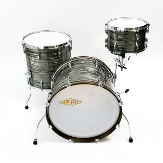 Drums Revelation Fade to Gris - 2