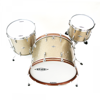 Drums Revelation Marcel Blanche top view