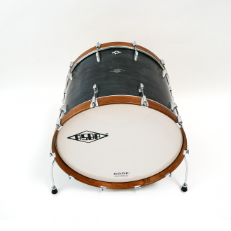 Drum kit Super Simone light brown hoop bass drum 4