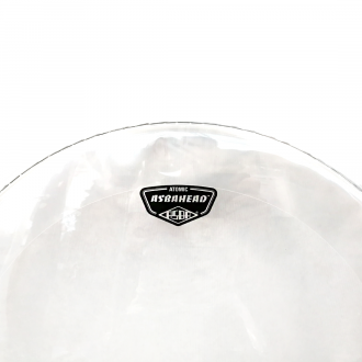 """Batter head for bass drum ASBA Atomic Clear 24"""" - 3"""