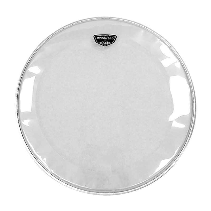 """Batter head for bass drum ASBA Atomic Clear 24"""" - 1"""