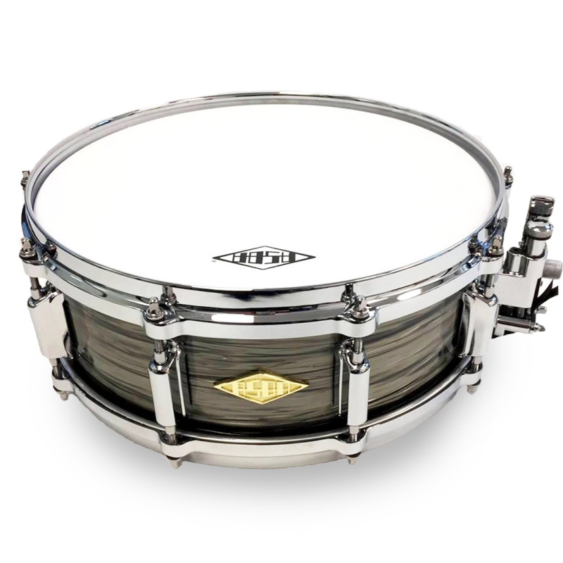 Snare Revelation finish Fade To Gris - 13