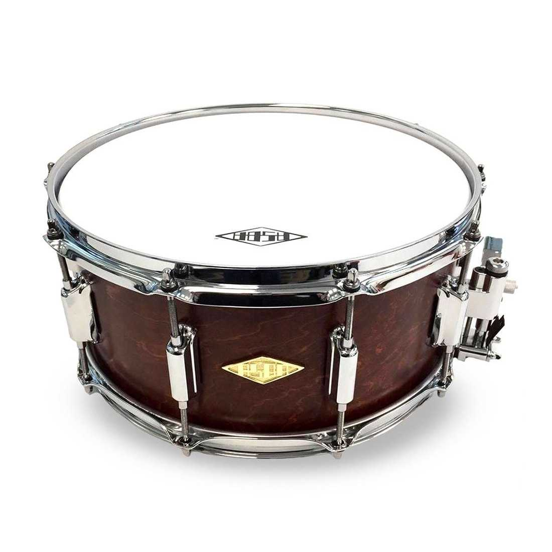 Snare Rive Gauche finish Marron Five - 17