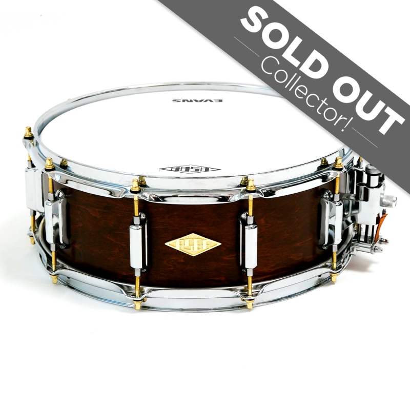 """Snare Rive Gauche 14""""x5,5"""" Limited Edition - 9"""